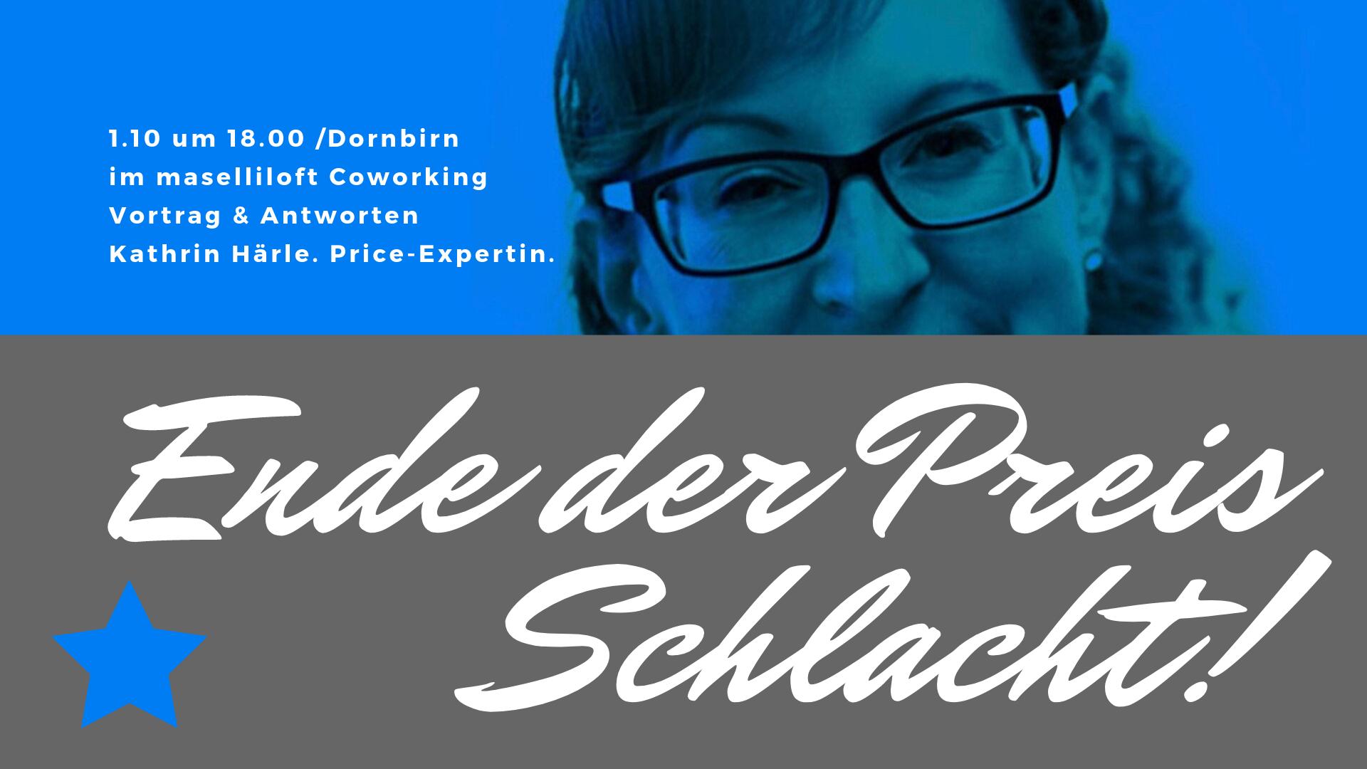 Kathrin Härle - Preisexpertin